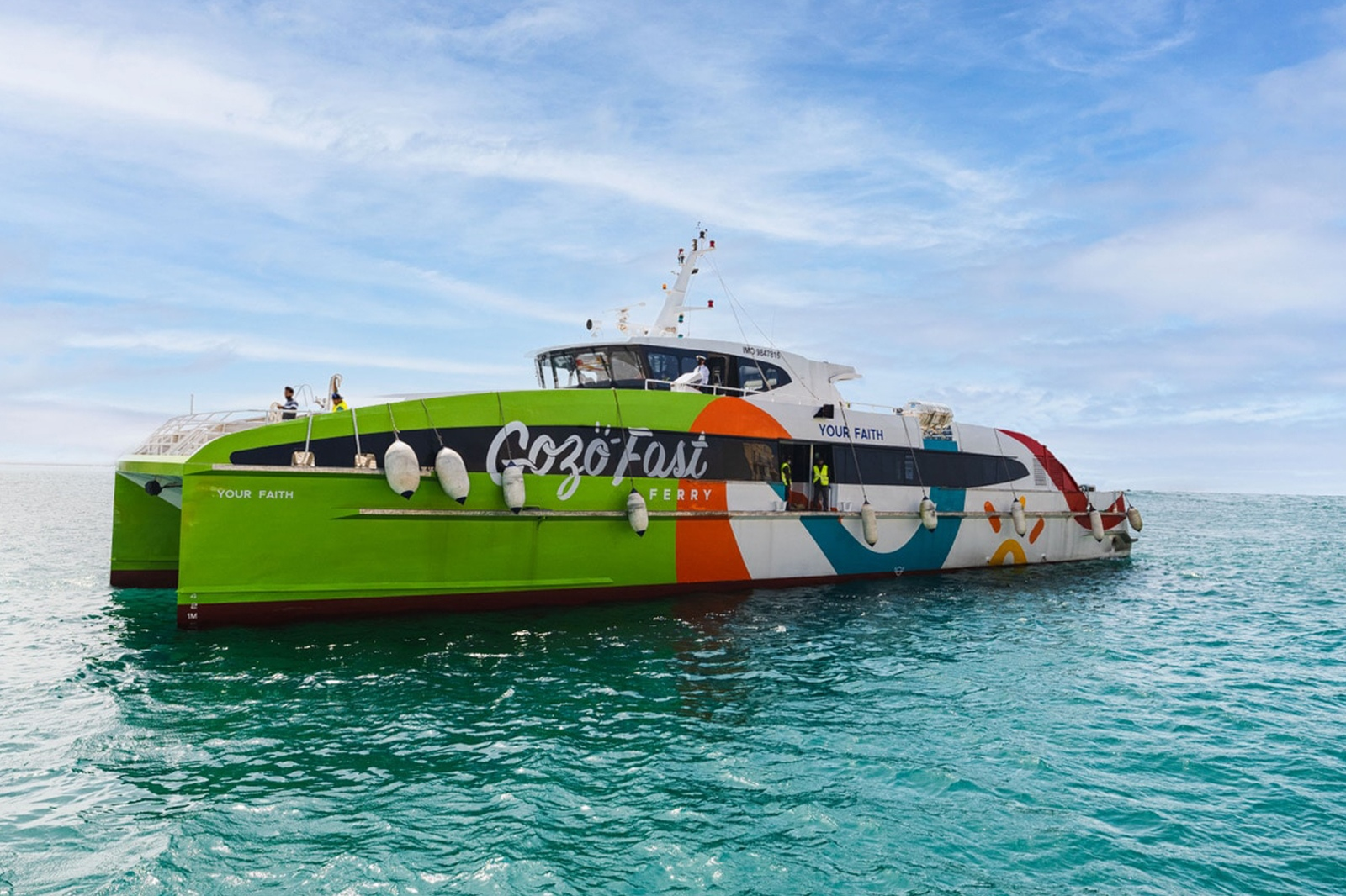 Read more about the article Fast ferry free for Gozitan students and teachers