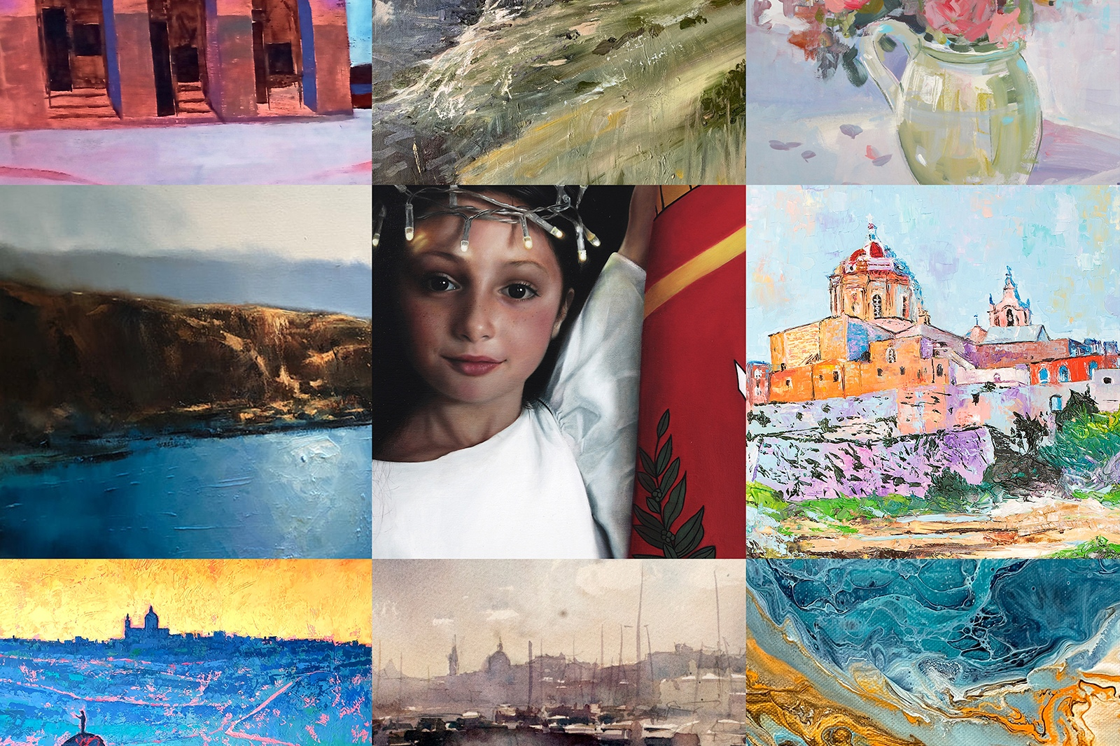 Read more about the article Weekend-long meet the artist open studio event in Valletta