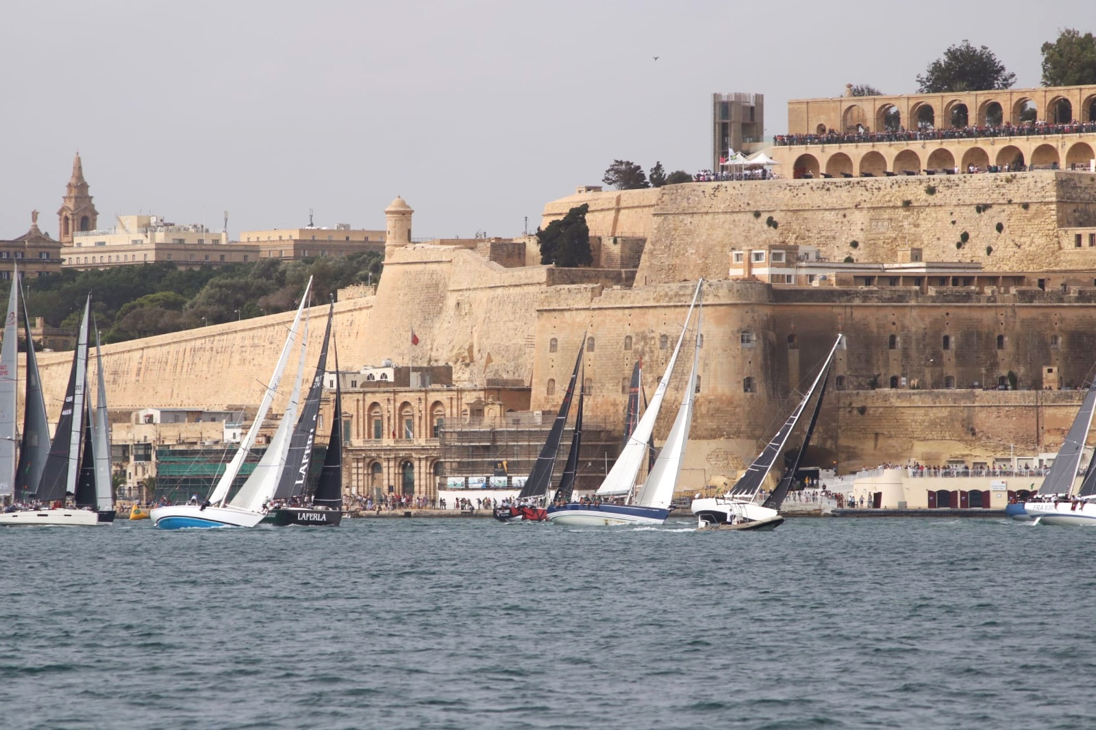 Read more about the article 42nd Rolex Middle Sea Race won in record time by Comanche