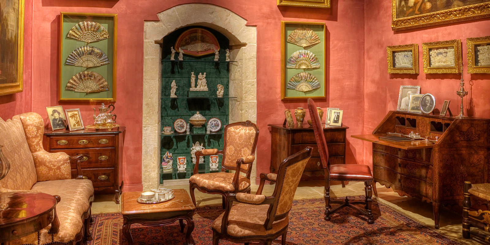 Read more about the article Real-life board game at Palazzo Falson