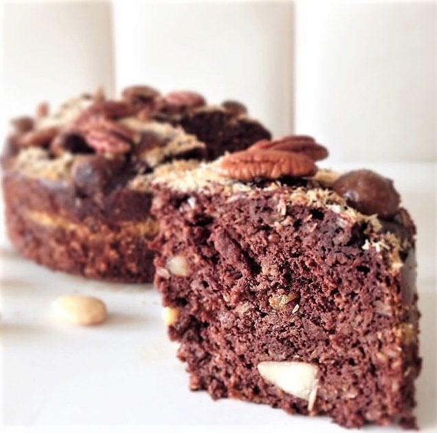 Chocolade Kokos Droom