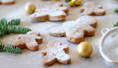 Glutenvrije gingerbread koekjes