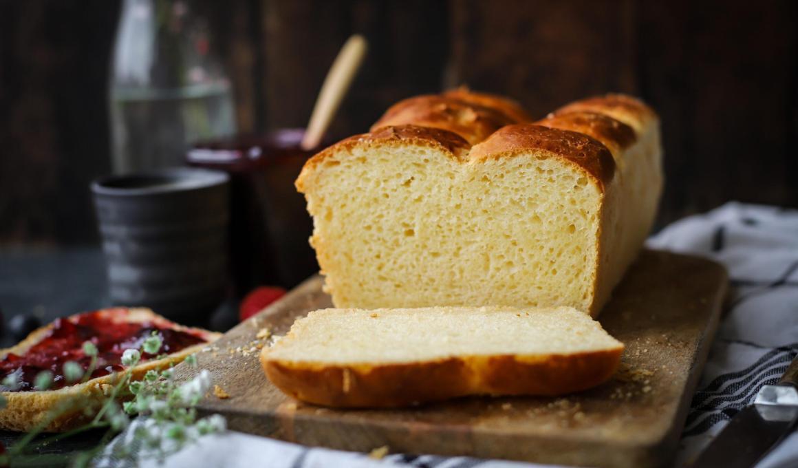 Glutenvrije brioche, een makkelijk recept!