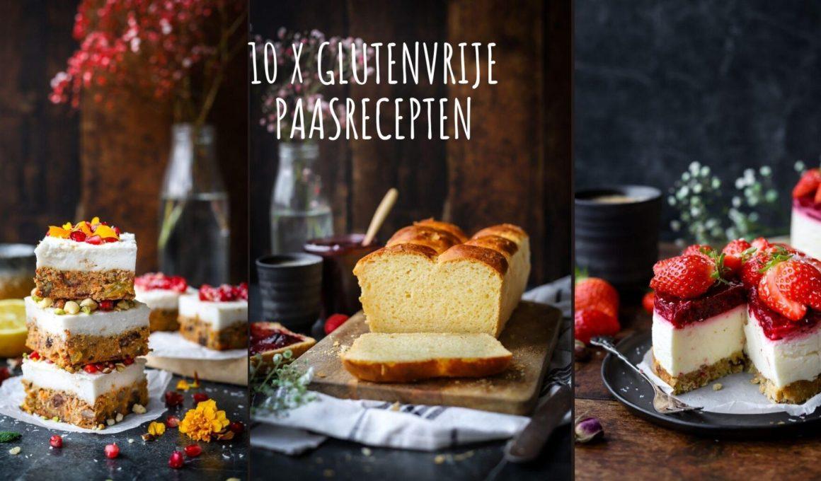 10 X glutenvrije recepten voor Pasen