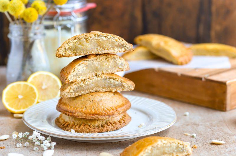 Glutenvrije gevulde koeken