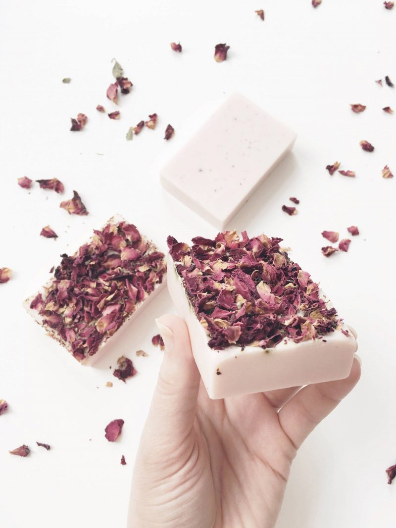 DIY Organic Homemade Soap