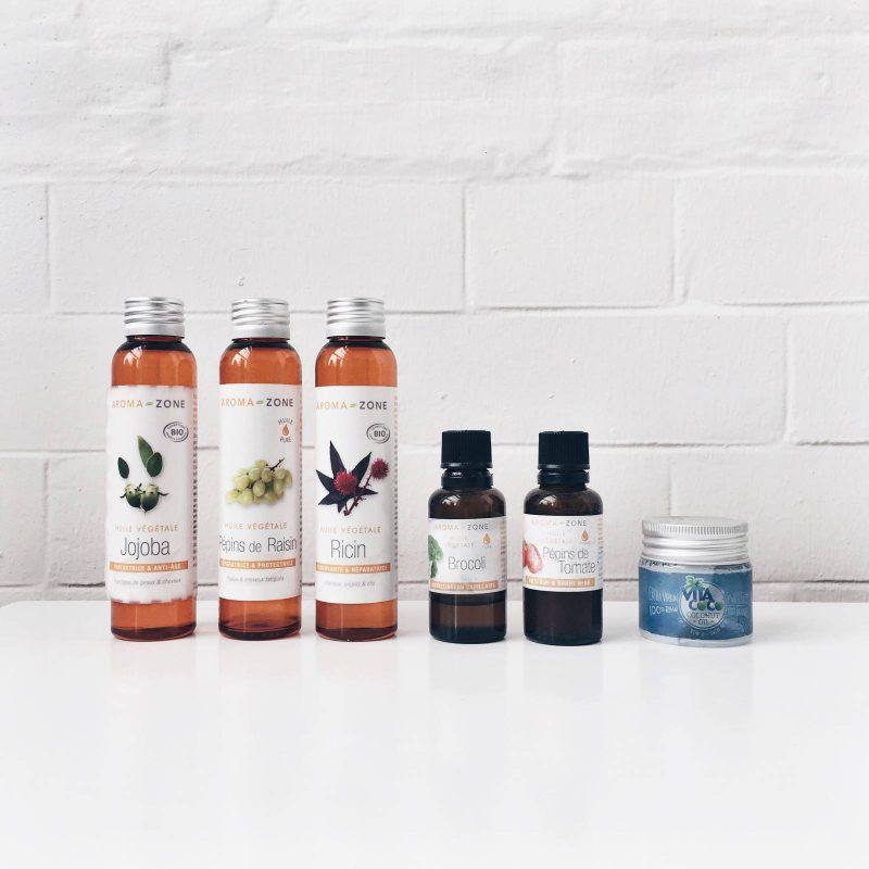 Best vegetable oils for skin and hair