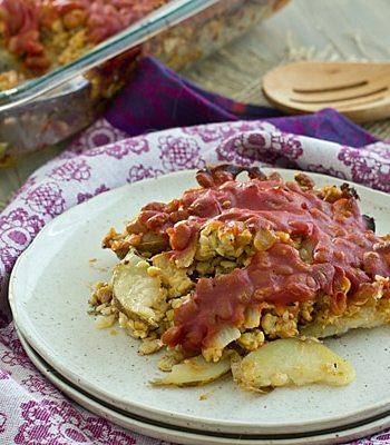 Vegetarian Shipwreck Casserole Recipe