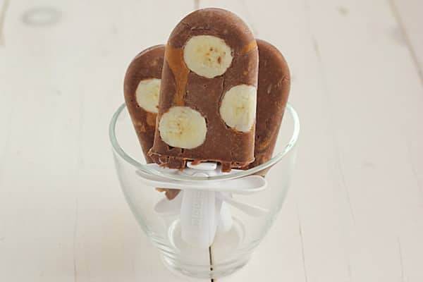 Fat Elvis Pudding Pops