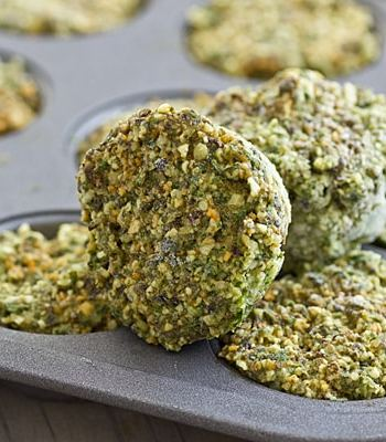 Frozen Pesto Cubes