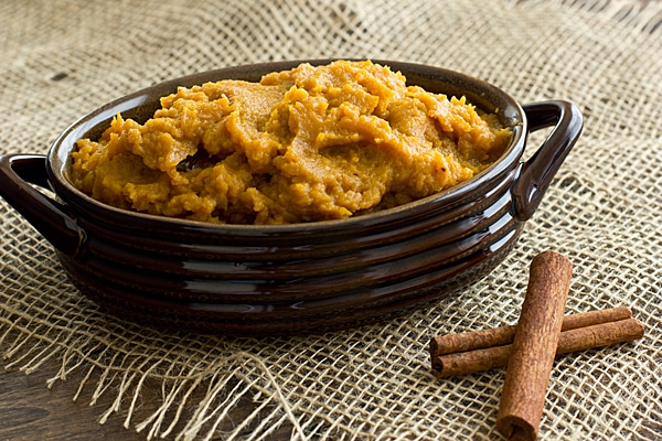 Chai-Spiced Sweet Potatoes