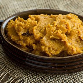 Chai-Spiced Sweet Potatoes Recipe