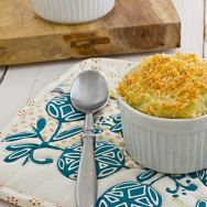 Truffled Mashed Potato Gratins