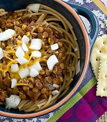 Vegan Cincinnati Chili