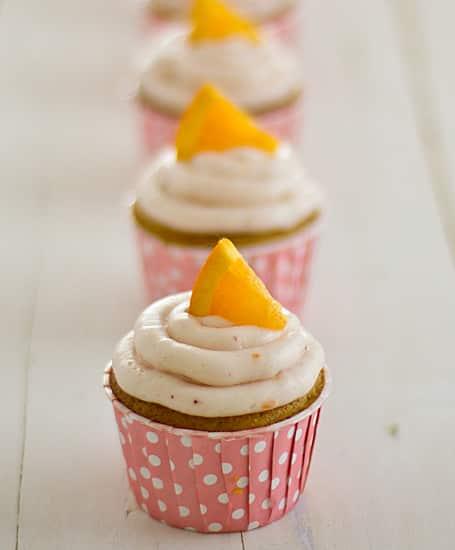 Strawberry Mimosa Cupcakes Recipe