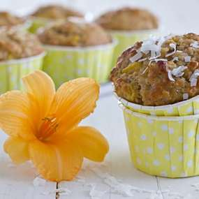 Mango Coconut Muffins [Close]