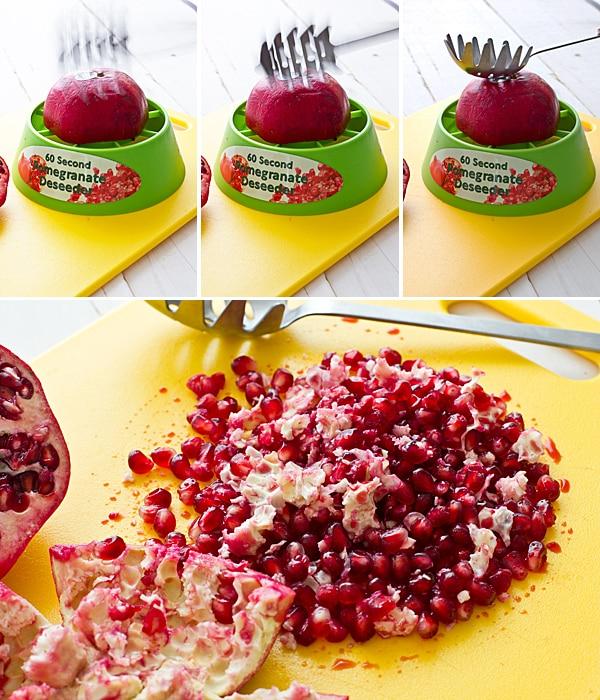 60 Second Pomegranate Deseeder