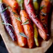 Rosemary Roasted Carrots Recipe