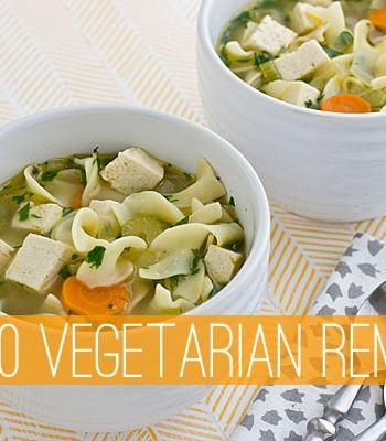30 Vegetarian Remakes