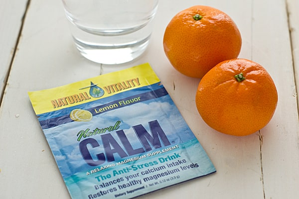 Natural Calm & Clementines