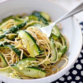 Zucchini Spaghetti Recipe