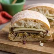 Grilled Portabella Muffuletta Recipe