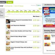 ZipList Meal Planner