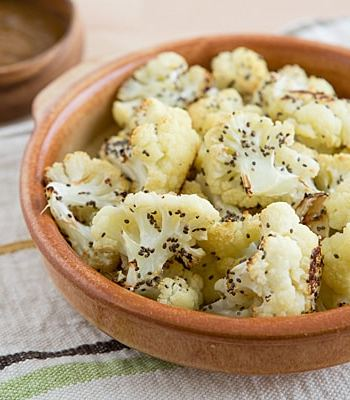 Roasted Chia Cauliflower Recipe