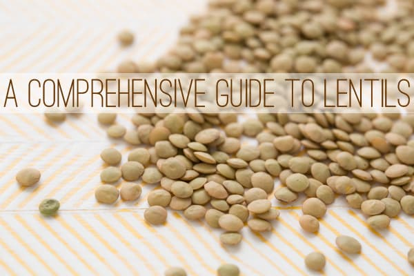 A Comprehensive Guide to Lentils