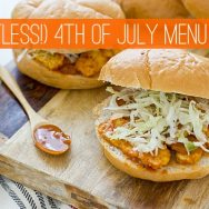 Meatless 4th of July Menu Ideas
