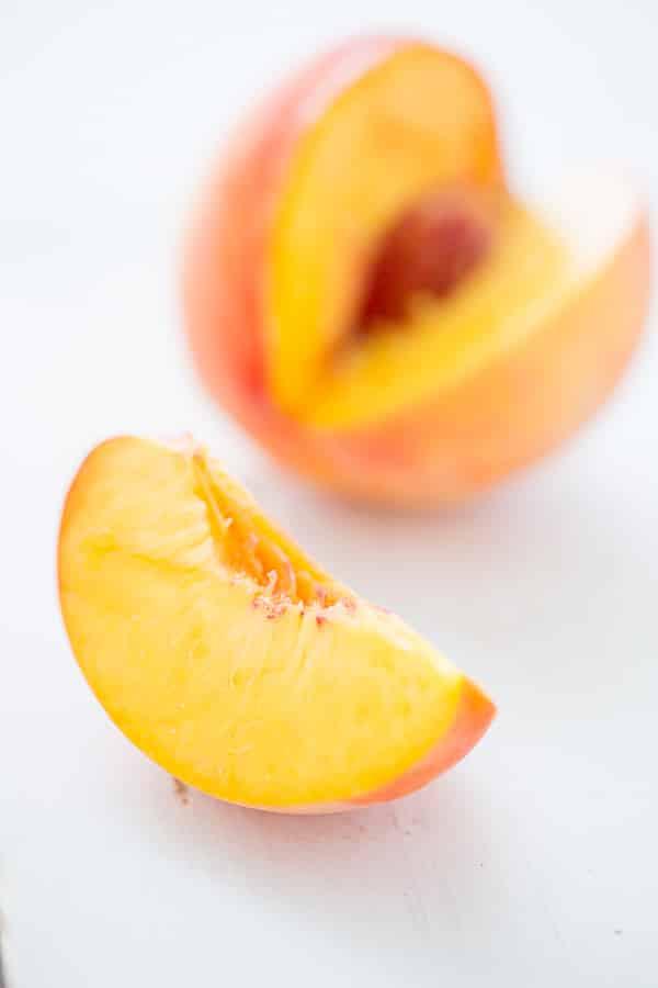 Peach Slice