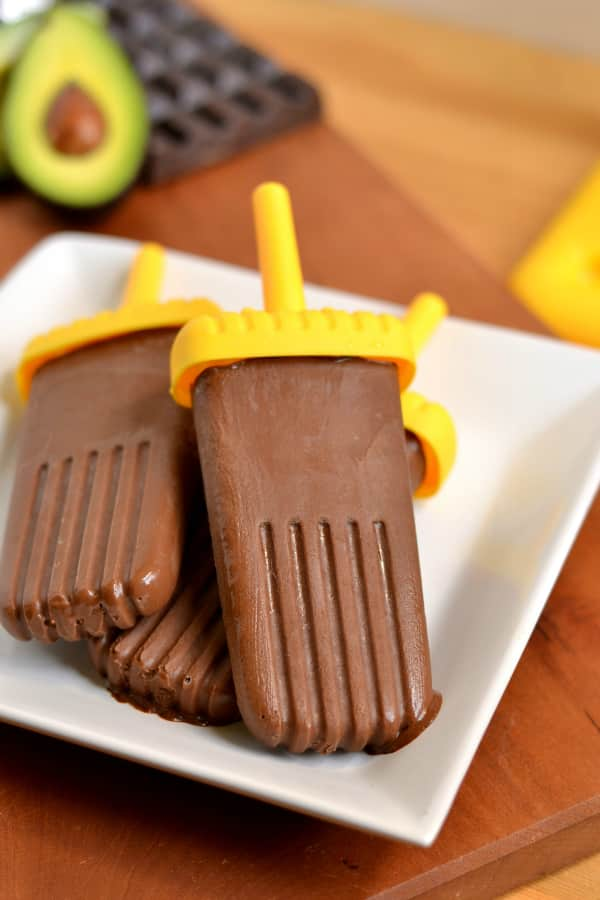 Vegan Fudgsicles
