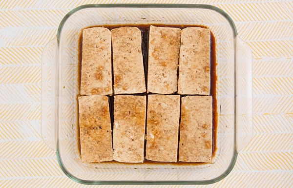 How to Make Baked Tofu