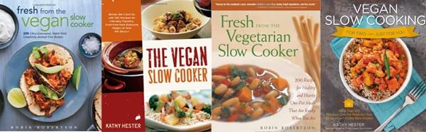 Meatless Crockpot Cookbooks