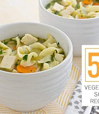 50 Vegetarian Soup Recipes