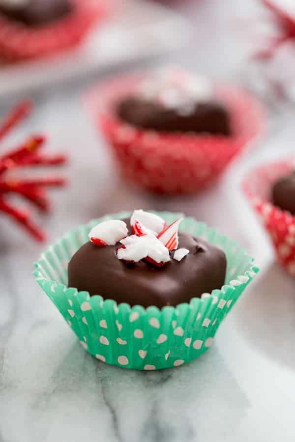Faux-rango Mints - Homemade Vegan Frango Mints