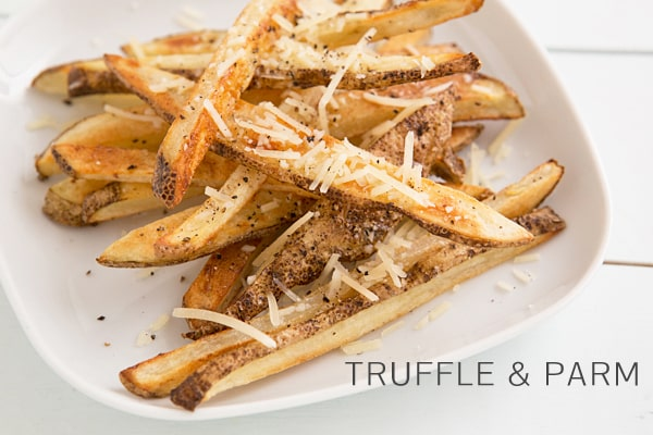 Truffle & Parm Oven Fries