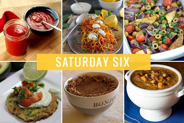 Saturday Six - 01.11.14