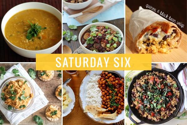 Saturday Six - 01.25.14