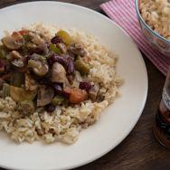 Slow Cooker Vegetarian Gumbo Recipe