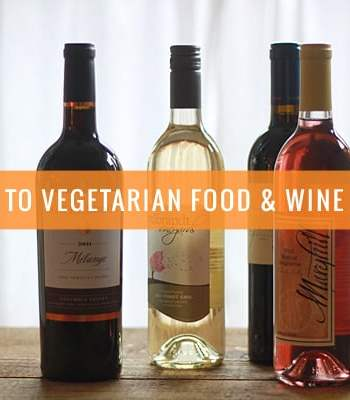 A Guide to Vegetarian Food and Wine Pairing