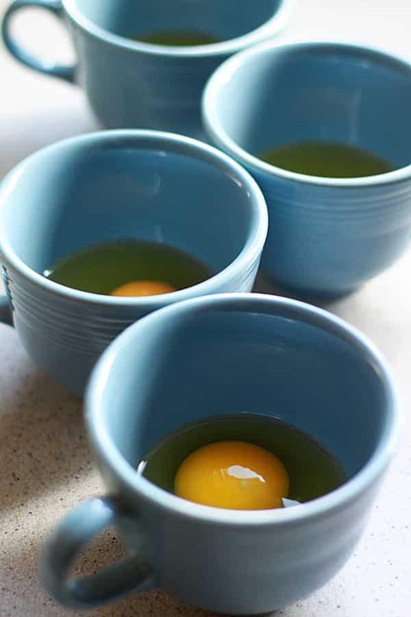 Poaching Eggs