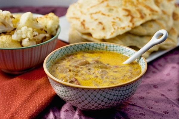 Creamy Indian Lentils