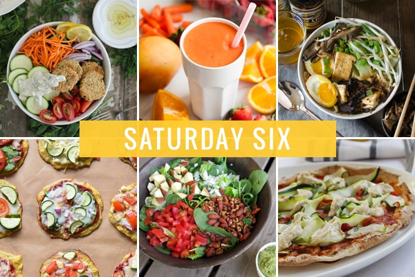 Saturday Six - 04.26.14
