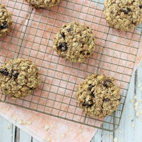 Build Your Own Breakfast Cookies