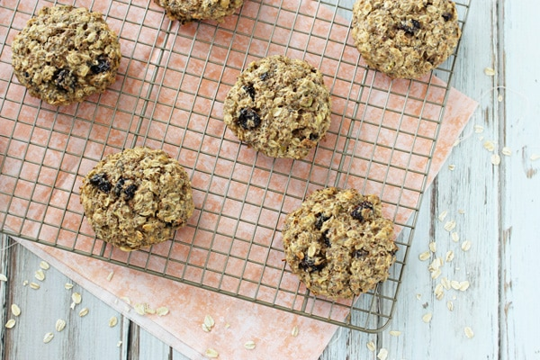 Build Your Own Breakfast Cookies