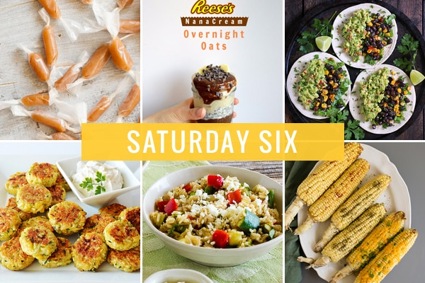 Saturday Six - 06.28.14