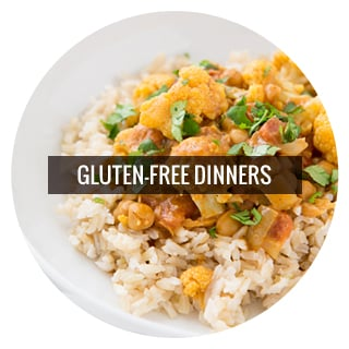Gluten-Free Vegetarian Dinner Recipes
