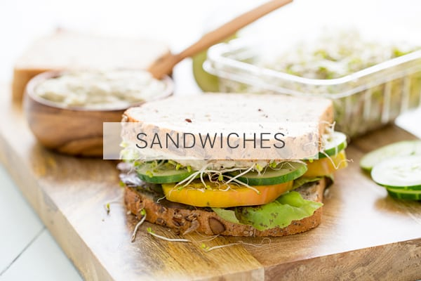 Hummus for Sandwiches