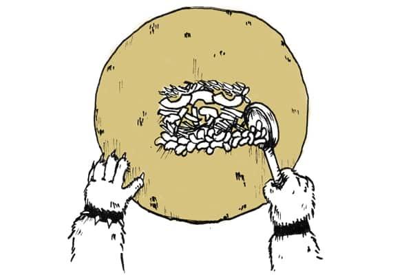 Fill Burrito